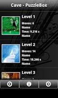 Screenshot of Cave - PuzzleBox
