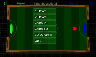 Screenshot of 3D Air Hockey Demo