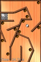 Screenshot of Marble Maze - Reloaded