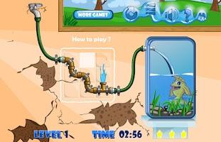 Screenshot of Plumber Game