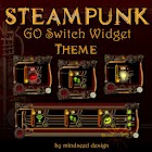 Steampunk GO Switch Widget icon
