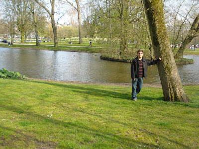 Renovatie Vondelpark em Amsterdam