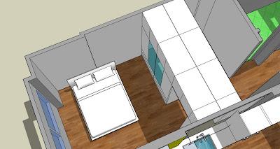 Forum aiuto per armadio passante finalmente montato - Costo cabina armadio ikea ...