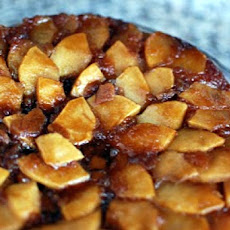 Gingerbread Apple Cake