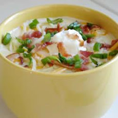 Best Baked Potato Soup