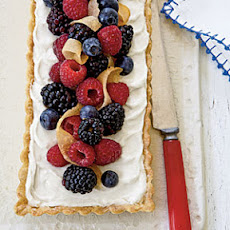 Berry Cream Tart