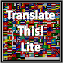 Translate This - Lite icon