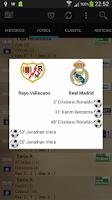 Screenshot of Football on TV