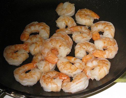 Simple Salt and Pepper Shrimp