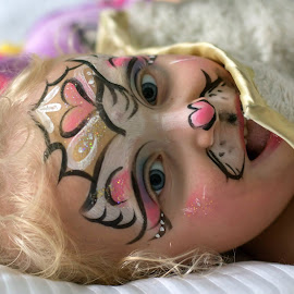 FacePaint by Shannon Hogan - Novices Only Portraits & People (  )