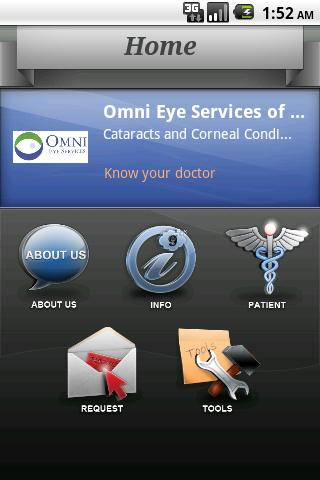 【免費醫療App】Omni Eye Services of Atlanta-APP點子