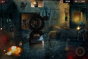 Screenshot of Overkill