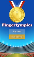 Screenshot of Fingerlympics