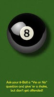 Screenshot of Asshat's 8-Ball