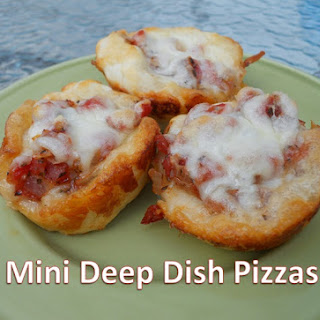 Mini Pizza Vegetarian Recipes