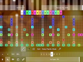 Screenshot of PixiTracker