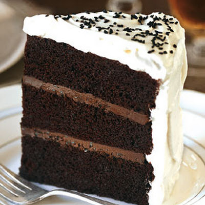 Black Pearl Layer Cake