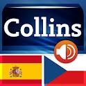 Spanish<>Czech Mini Dictionary icon