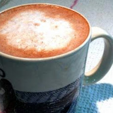 Hot Cinnamon Coffee