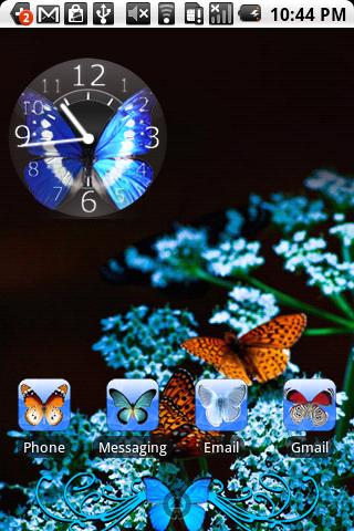 Butterfly Theme 2 HD