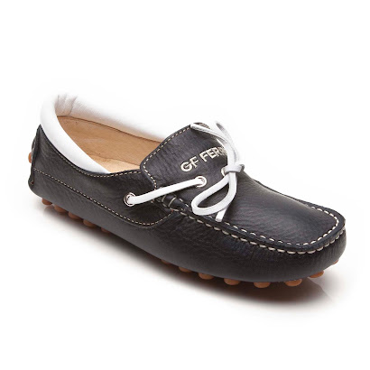 GF Ferre Luxury Leather Loafer SHOE