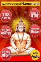 Screenshot of Hanuman chalisa, Bhajan & more