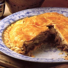 Cornish Pasty Pie