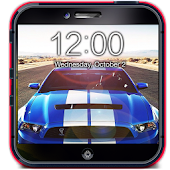 Download Racing Car Lock Screen APK