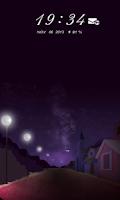 Screenshot of Town Life Live Locker Theme