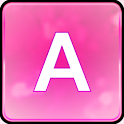 Pink Glitter Keyboard Skin icon