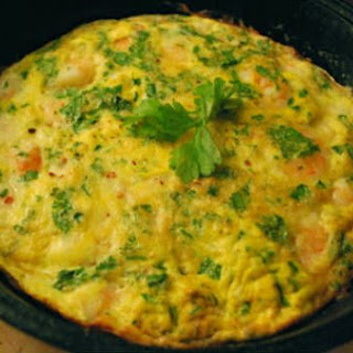 Baked Shrimp Frittata Recipes