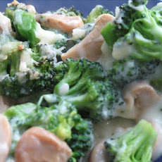 Broccoli and Parmesan Casserole