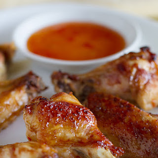 Sweet Thai Chicken Wings