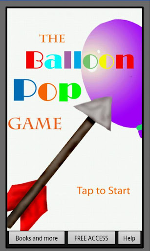 The Balloon Pop Game