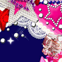 Kira Kira☆Jewel(No.46)Free icon