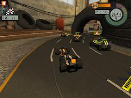 Screenshot of LEGO® Technic Race