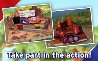 Screenshot of Chuggington Chug Patrol Book