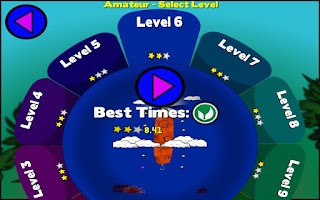 Screenshot of Octopus Jungle