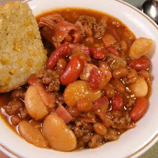 Calico Bean Bake