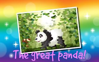 Screenshot of Kids Zoo Animals Scratch