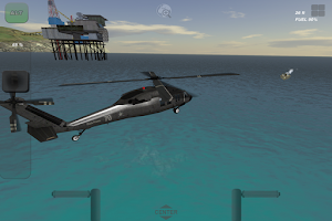 Screenshot of Black Hawk - Flight Simulator