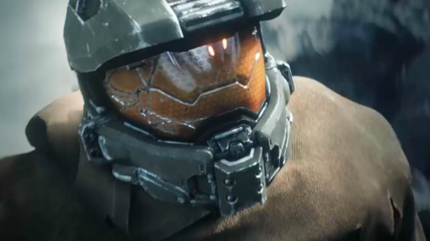 Halo 5 may not see a 2014 release says the voice of Master Chief