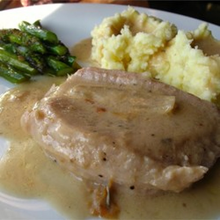 Pork Chops And Gravy Gravy Baked Pork Chops