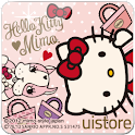 mimo.×HELLO KITTY LWallpaper icon