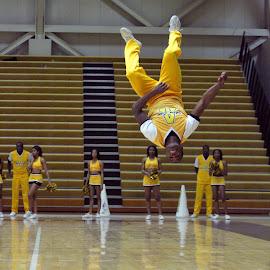 by Elisha Rhea - Sports & Fitness Basketball