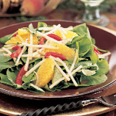 Watercress, Jícama, and Orange Salad
