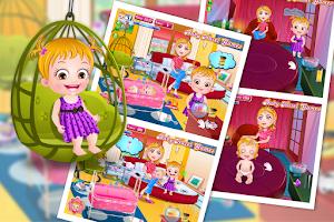 Screenshot of Baby Hazel Royal Bath