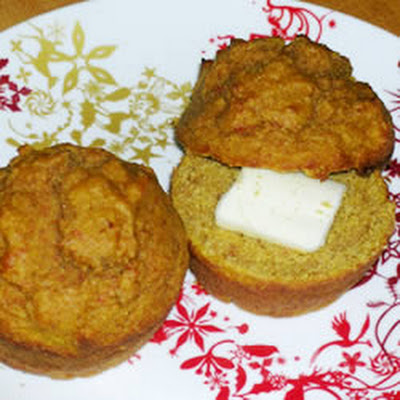 Pumpkin Corn Bread