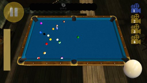 Pocket Pool 3D - screenshot