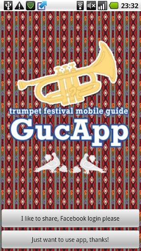 Guca Trumpet Festival App